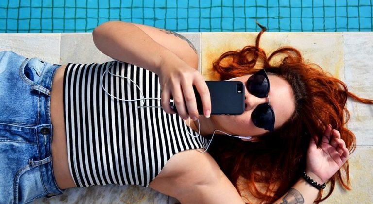 centennials generacion Z smartphones jovenes recurso