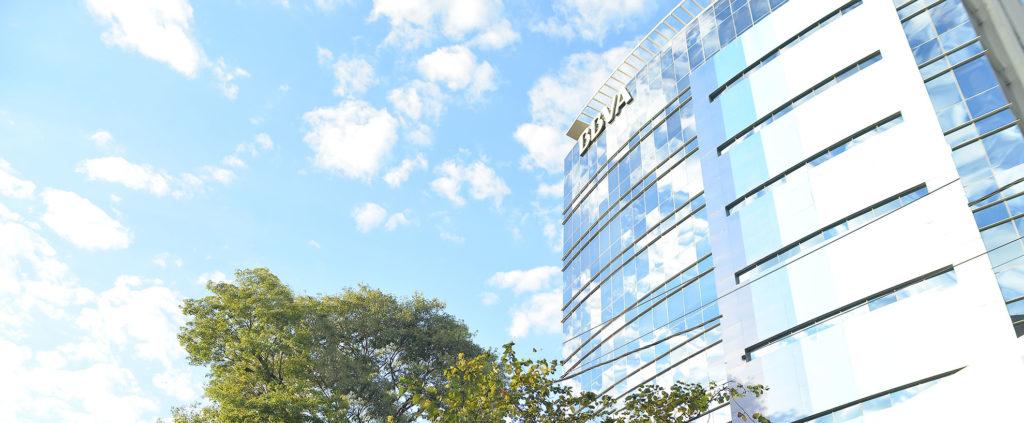 Fachada edificio Paraguay