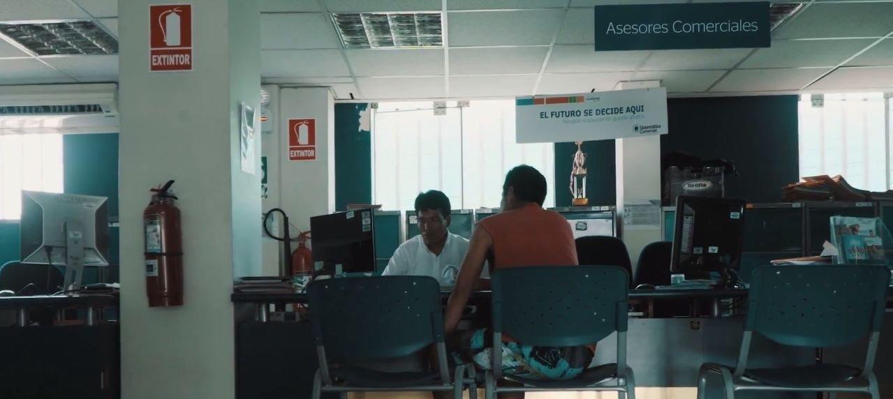 Bbva embajadores bbva zenovio parejas m s all de las for Banco bilbao vizcaya oficinas