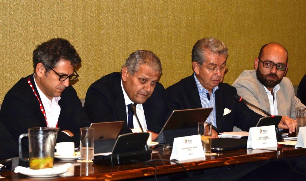 Luis Robles Miaja, Presidente de Bancomer en la Alianza del Pacífico