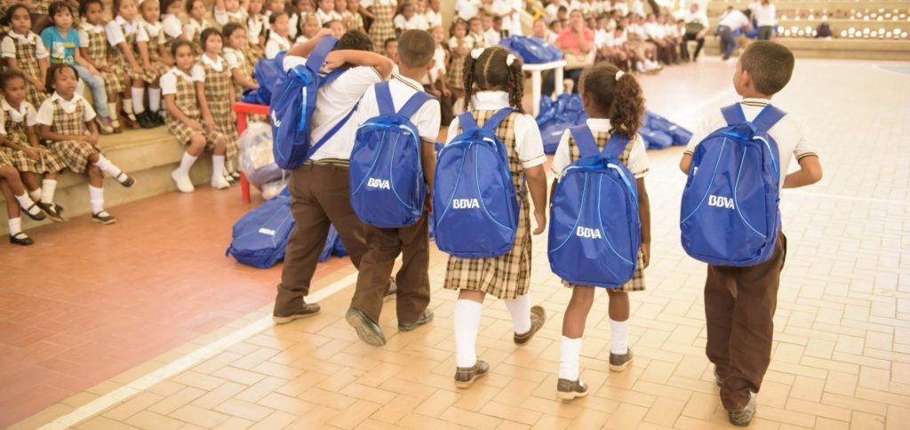 Becas y ayudas para la educacion BBVA