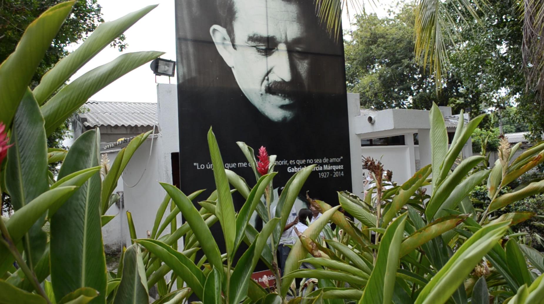 Casa de Gabriel García Márquez en Aracataca
