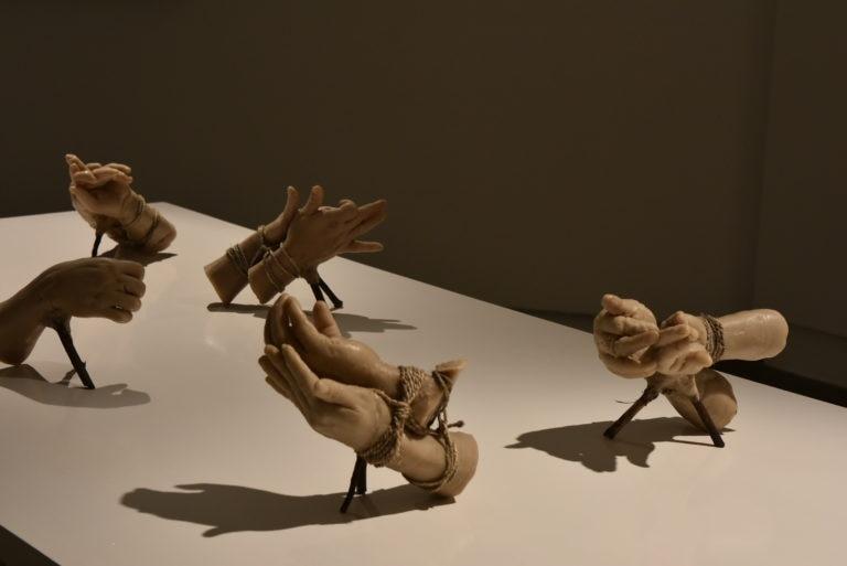 Obra del Museo Carrillo Gil y Fundación Bancomer en el Museo de Arte de Matamoros