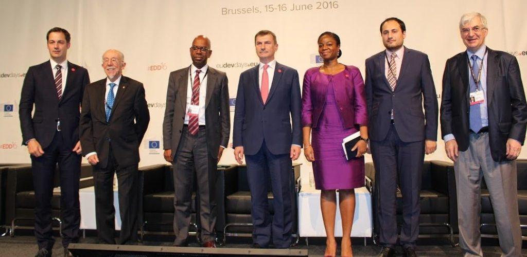 Evento FMBBVA sobre el desarrollo global sostenible BBVA