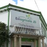 Fotografía de la sede principal de Exiagricola JD, cliente BBVA