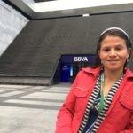 fotografía de usuaria de microcréditos de Bancamia, entidad que representa en Colombia a la Fundación Microfinanzas BBVA