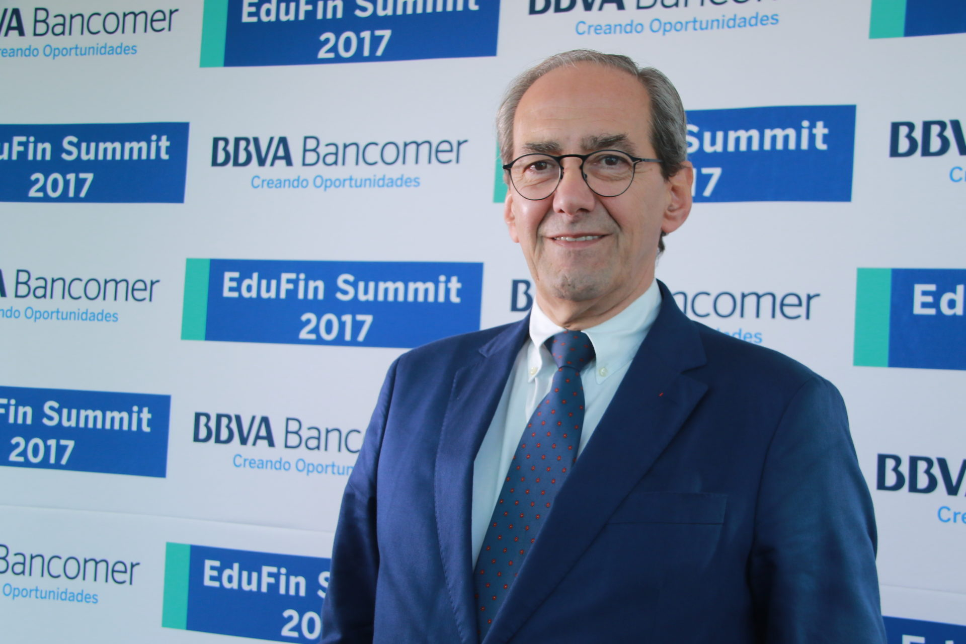José manuel González-Paramo en Edufin Summit