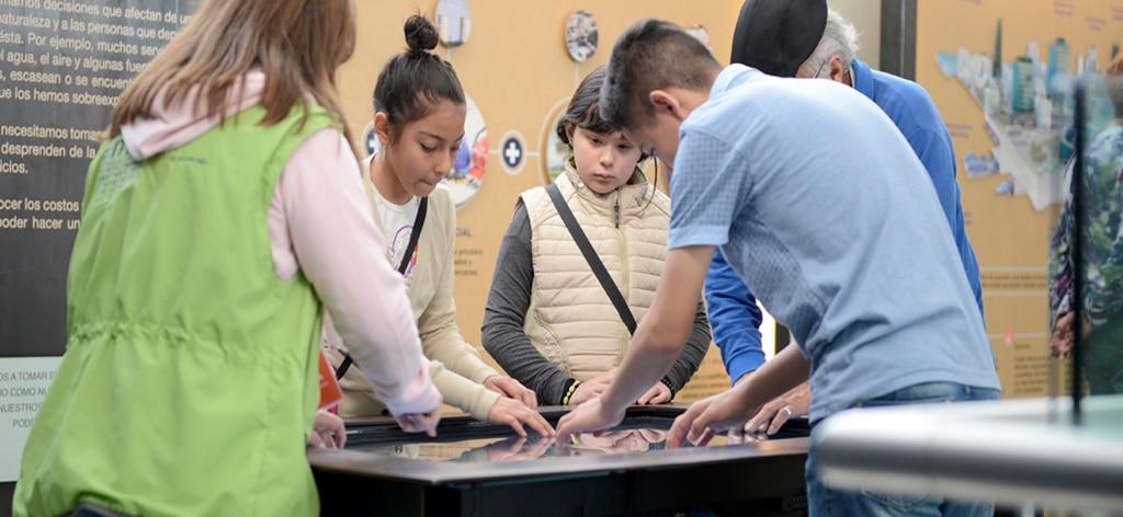 MIDE, museo, economía, recurso, niños, educación financiera