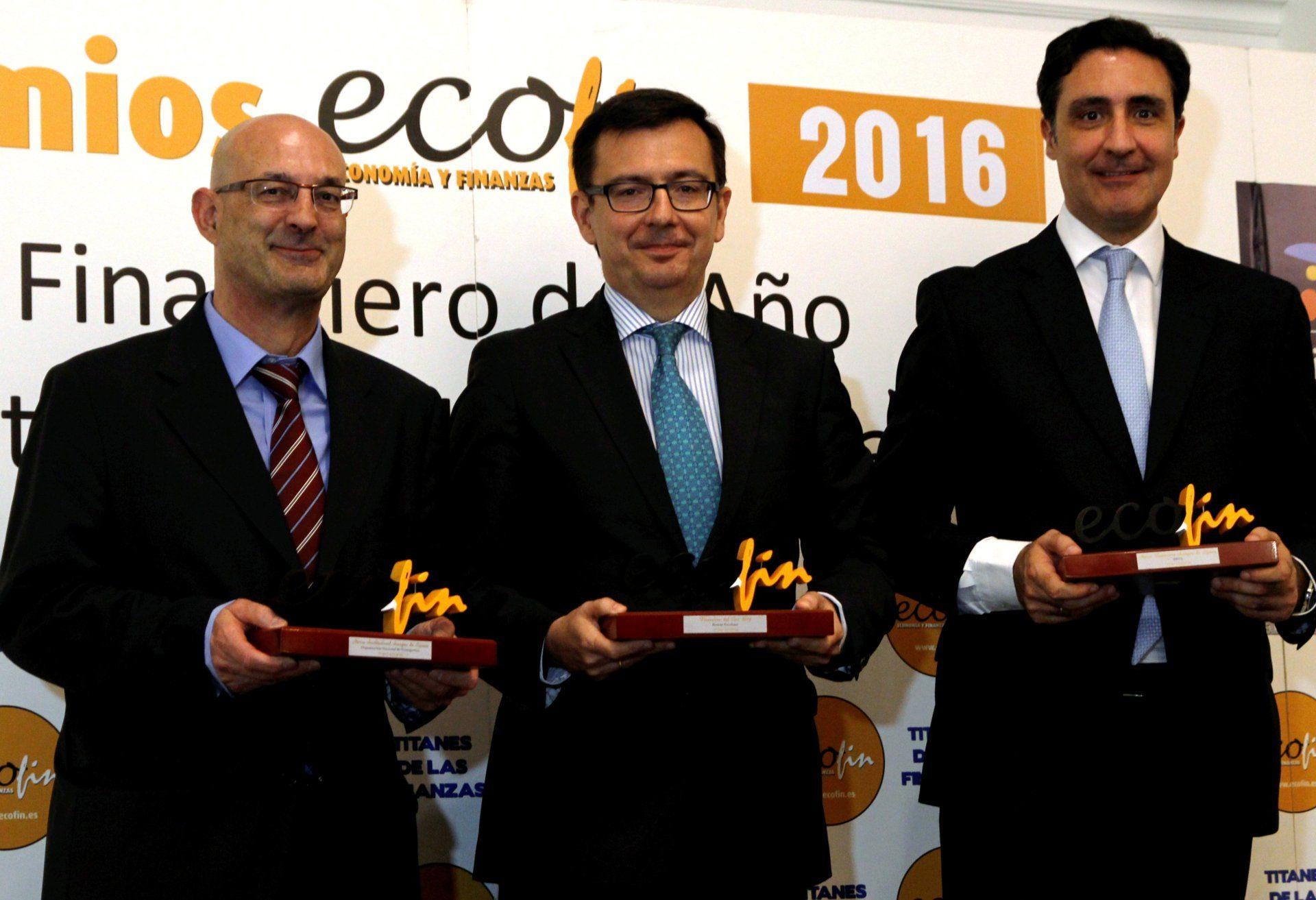 Premios ECOFIN 2016 BBVA