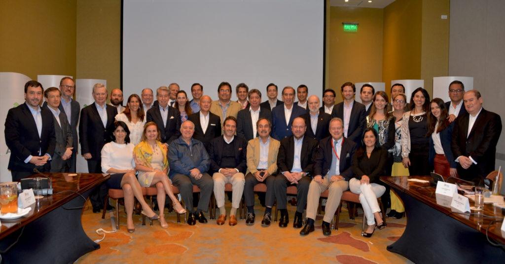 Reunión de empresarios de la Alianza del Pacífico