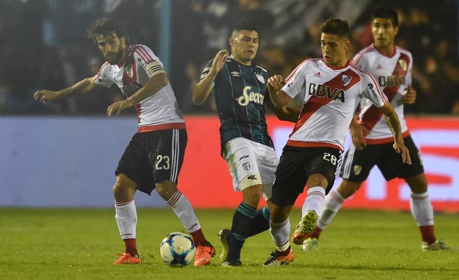 River 3 Atlético Tucumán 0.BBVA