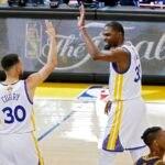 Los Warriors de Durant arrasan a los Cavaliers de Lebron - NBA