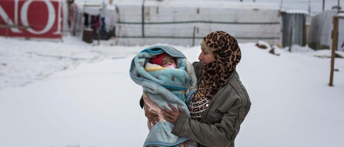 Siria - refugiados - ACNUR - Líbano