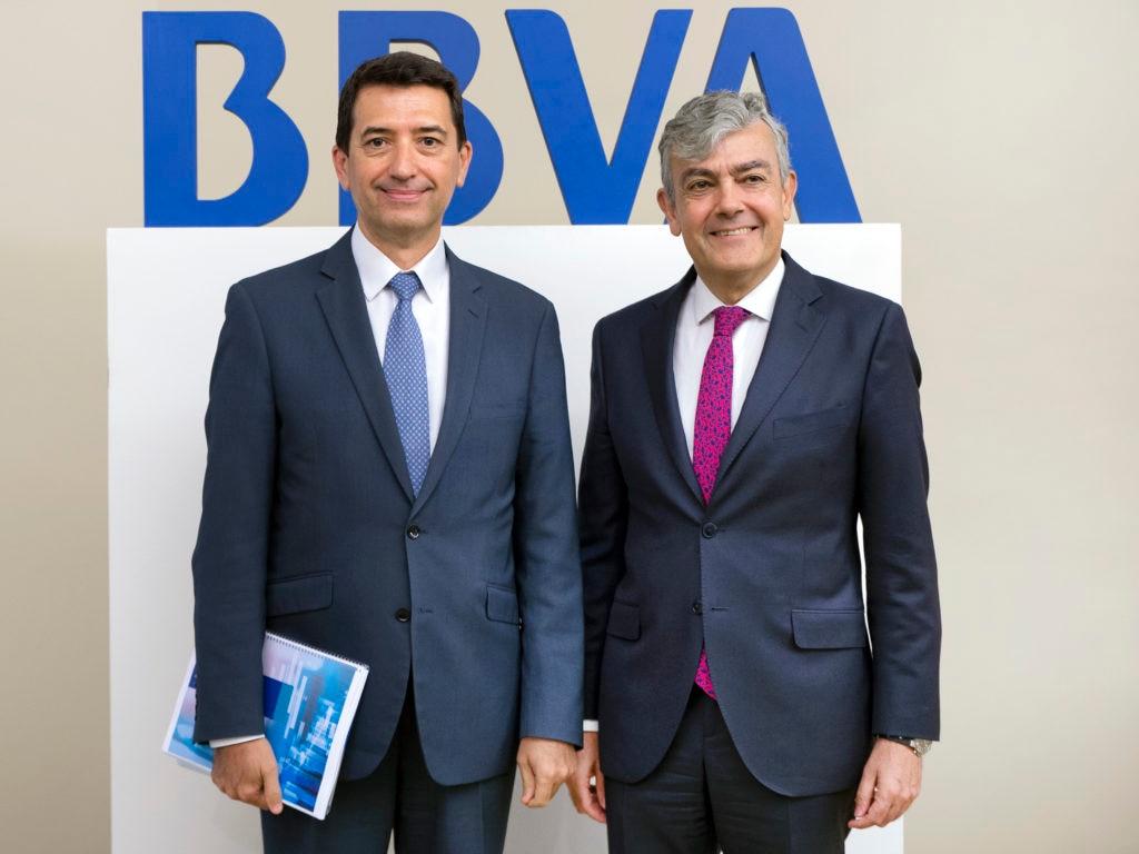 Rafael Domenech y Carlos Gorria han presentado el informe 'Situación País Vasco'