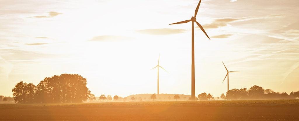 fotografia de Energia Eolica renovables alternativa sostenible economia bbva