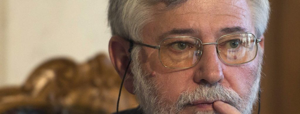 Florencio Domínguez, premio Cerecedo de Periodismo, patrocinado por BBVA