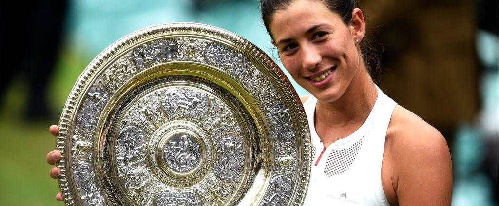 Garbiñe Muguruza gana Wimbledon 2017