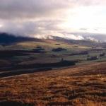 Fotografia de las highlands de Escocia