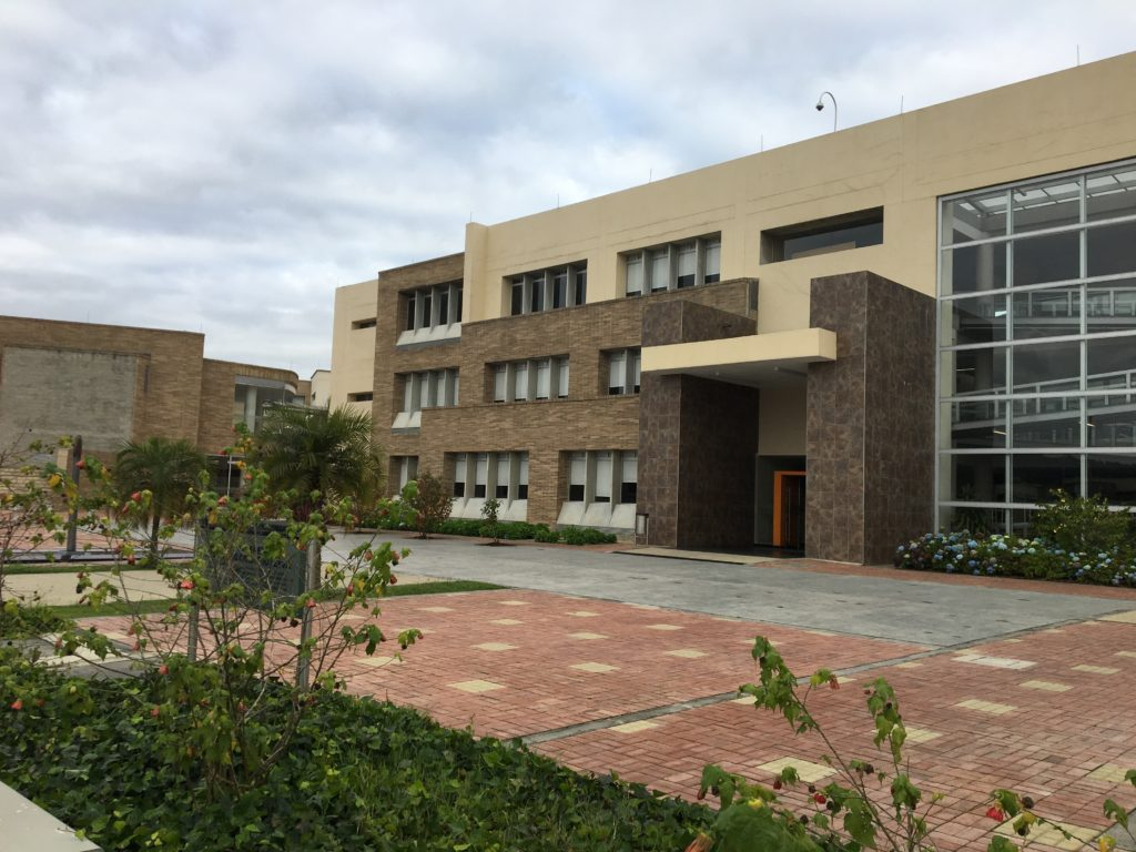 fotografía de campus unmg