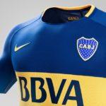 Nueva camiseta de Boca Juniors, temporada 2017/18