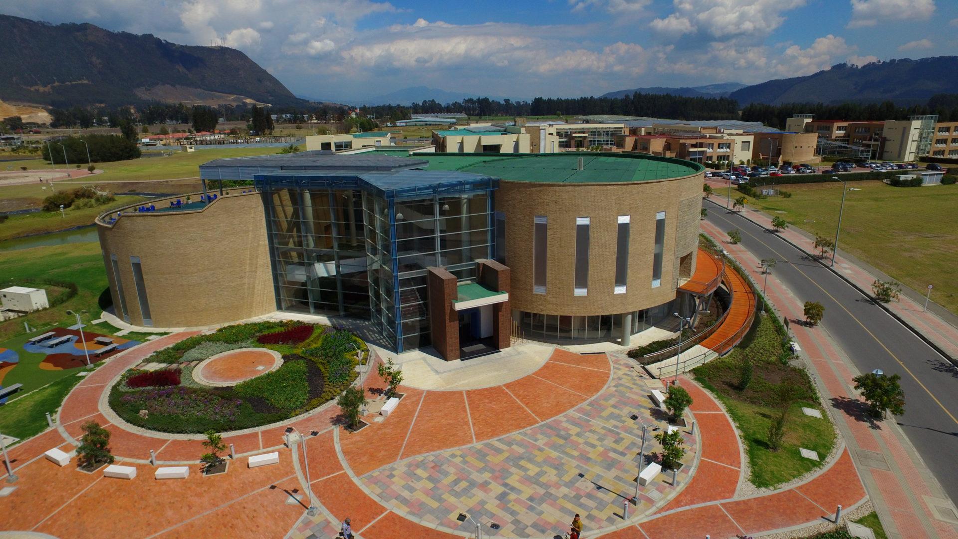 fotografía de Campus UNMG donación BBVA
