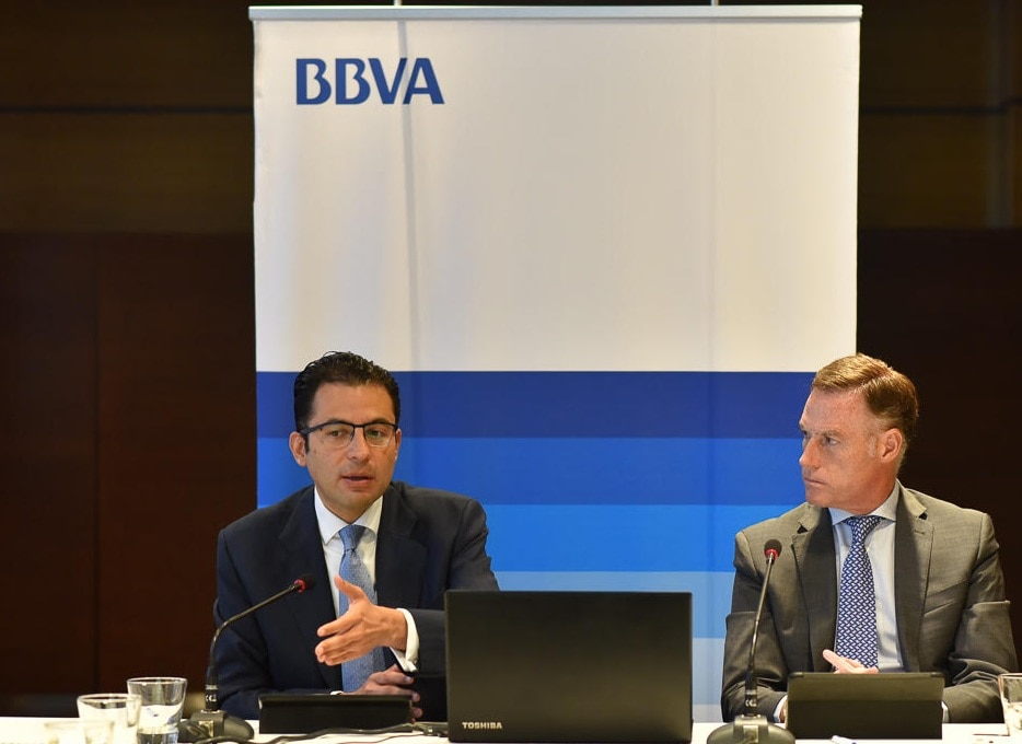 Miguel Cardoso y Carlos Rodríguez Escudero han presentado el informe 'Situación Murcia'.