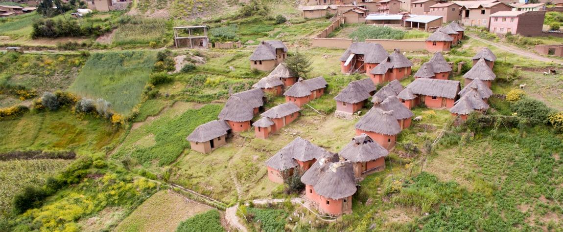 Imagen destacada Pisac, Perú, FMBBVA