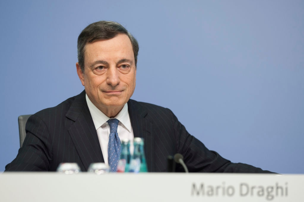 Mario Draghi - BCE - Banco Central Europeo