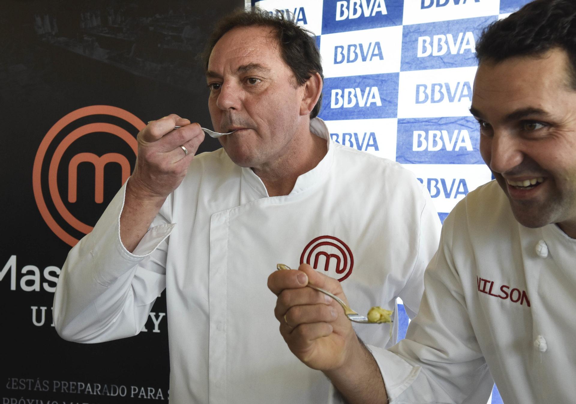 Final ChefMaster BBVA Uruguay