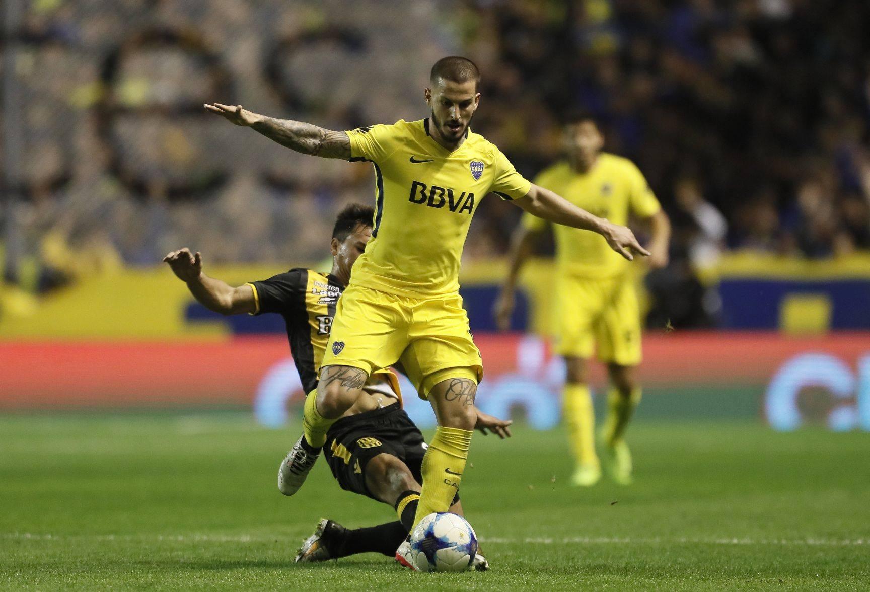 Darío Benedetto, delantero de Boca