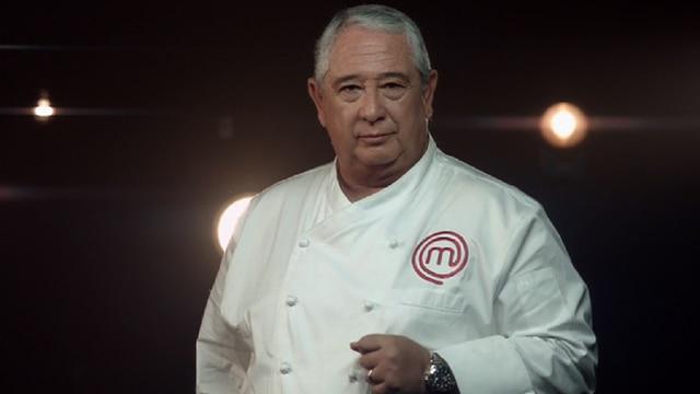 Chef Sergio Puglia, Materchef