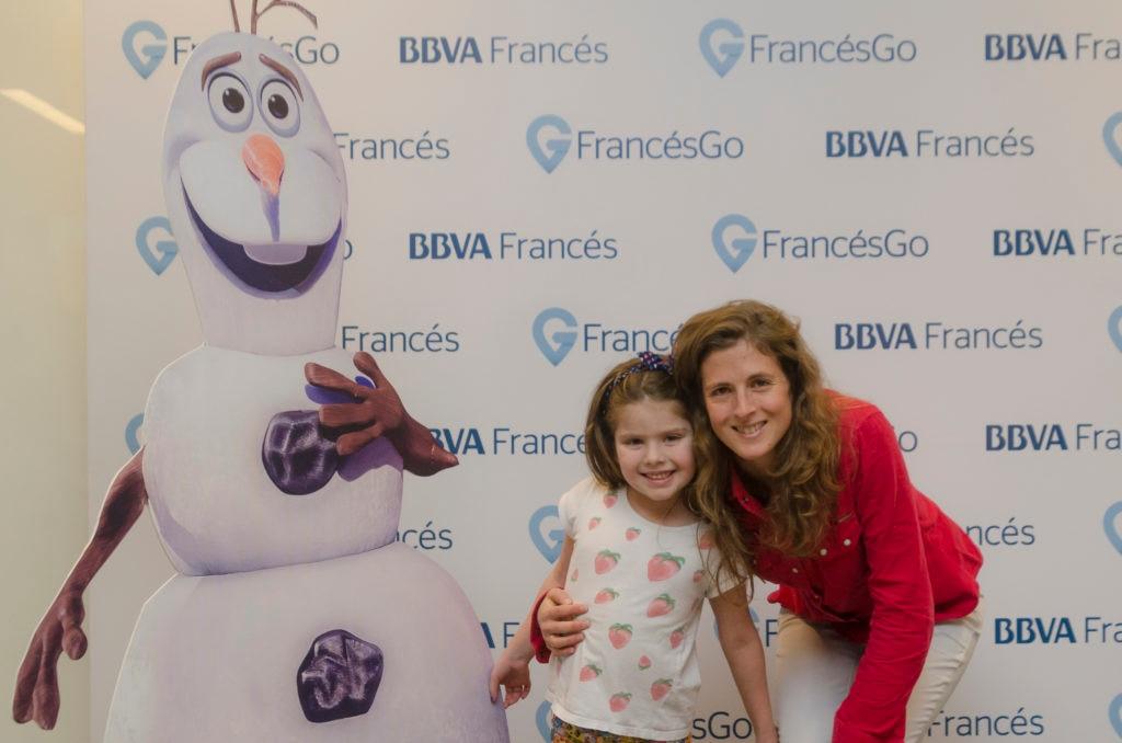 Disney On Ice patrocinado por BBVA Francés