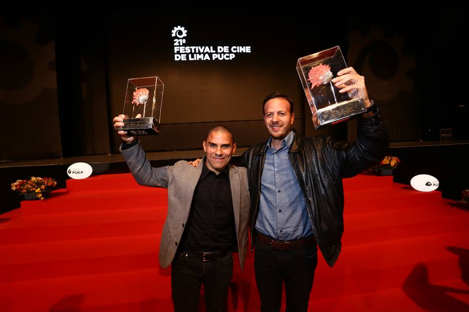 La película La Familia del venezolano Rondón gana premio en festival de Lima.