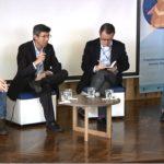 fotografía de panel de influenciadores Open Talks
