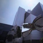 Fotografía de la Sede Central de BBVA Continental en Lima