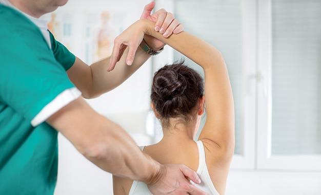 bbva rehabilitacion medico paciente