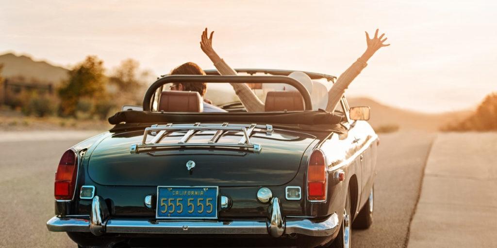 coche felicidad carretera recurso bbva