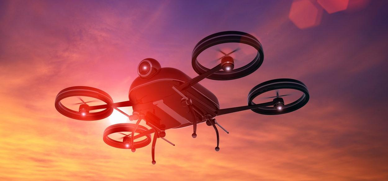 drone bbva cielo tecnologia