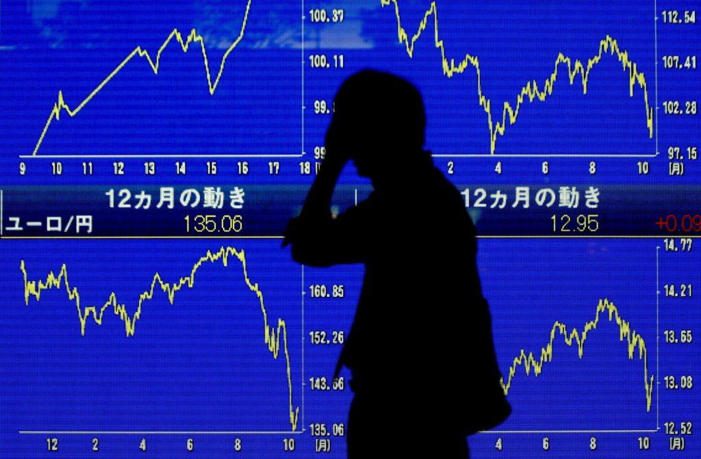 crisis caída bolsa efe