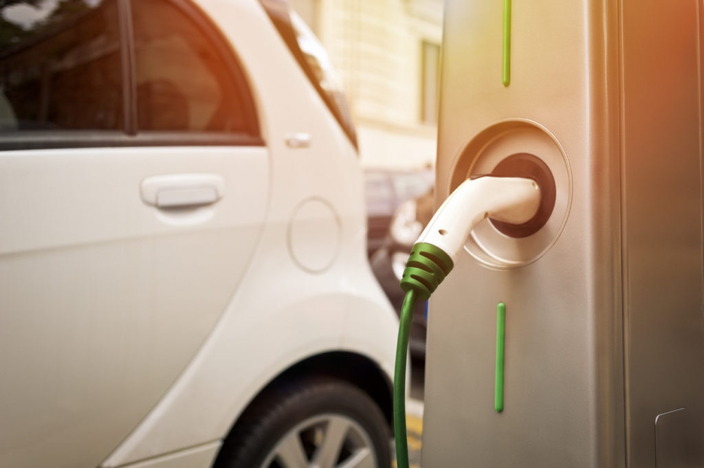 recurso - Electric car - desarrollo - innovación