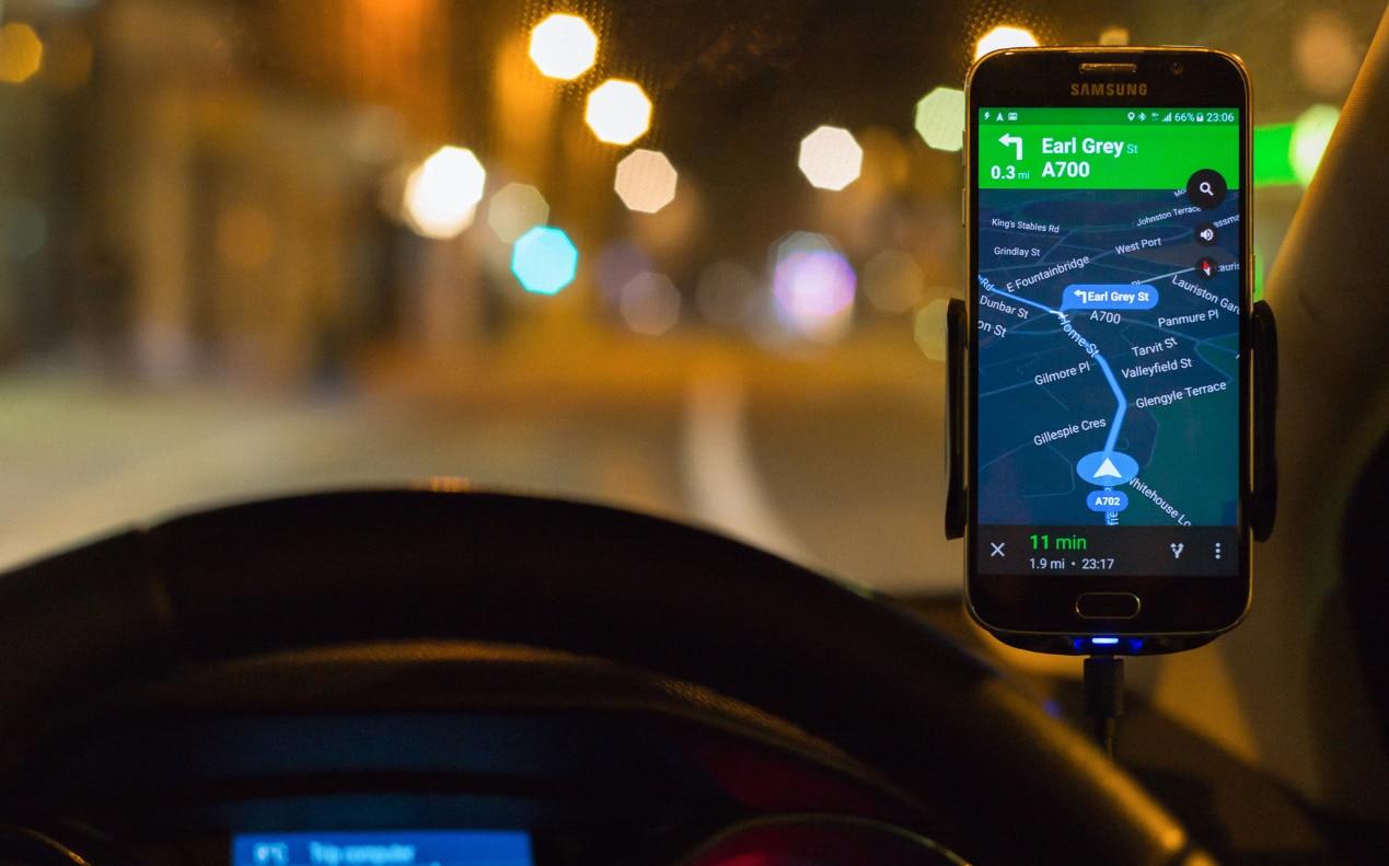 google-maps-coche-ruta-parking-bbva