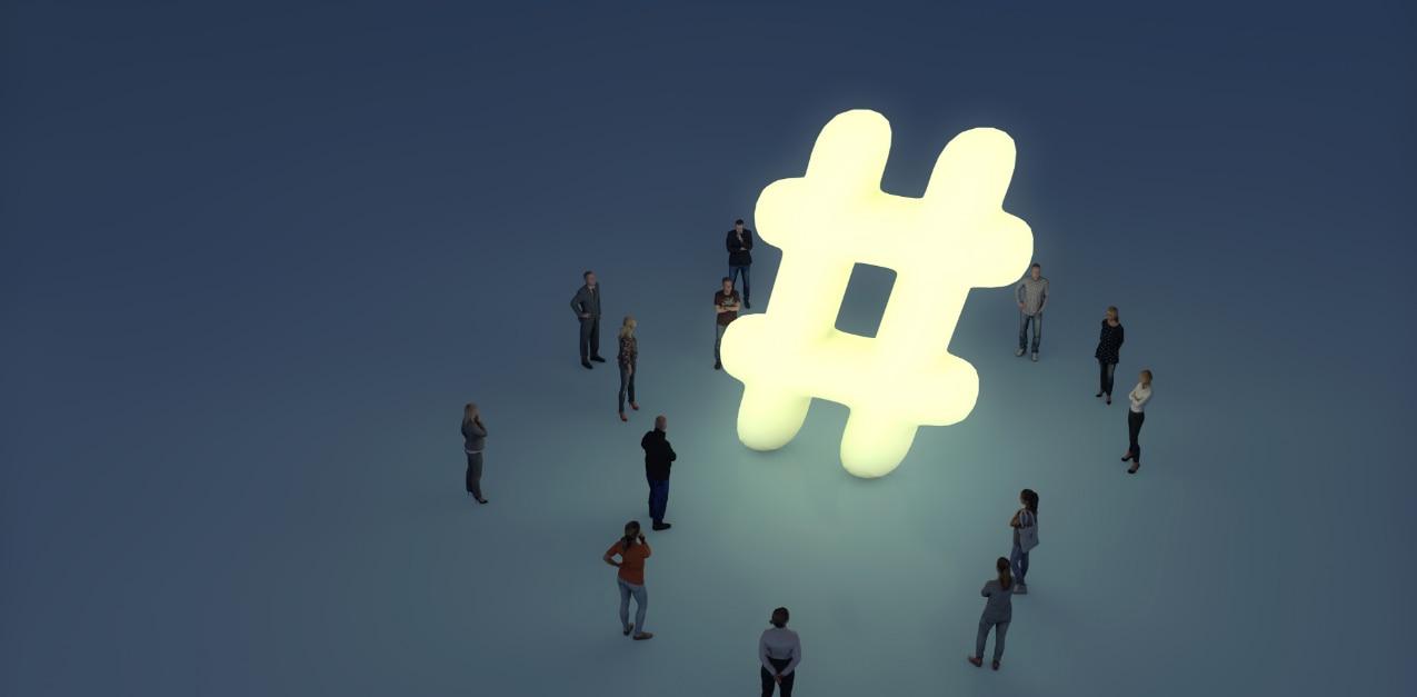 La historia y el origen del 'hashtag' en su décimo aniversario | BBVA