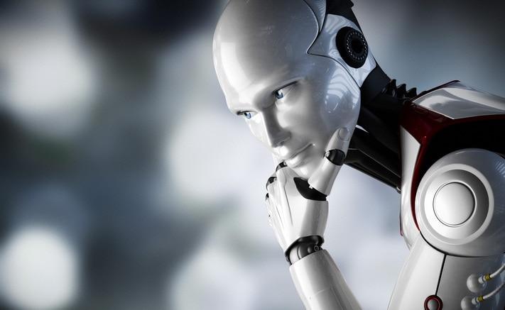 robot pensando trabajo recurso bbva