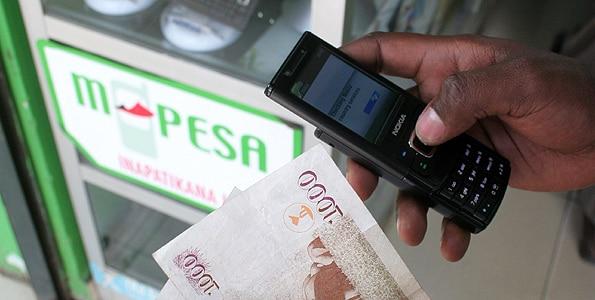 recurso - kenya - móvil - dinero