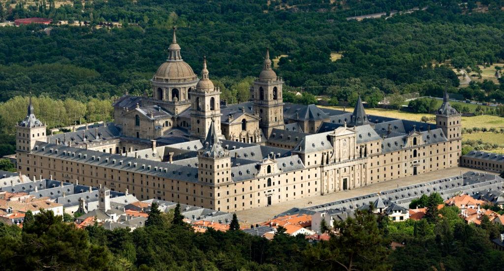 Monasterio de San Lorenzo de El Escorial BBVA