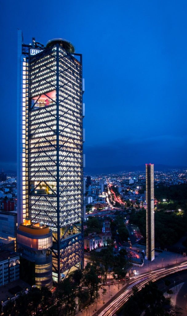Torre Bancomer-Dolores Robles