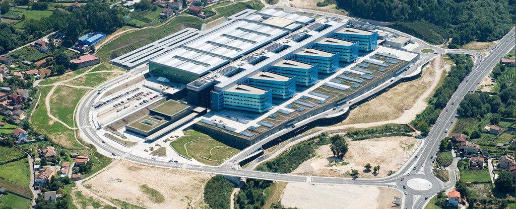 Novo Hospital de Vigo. BBVA