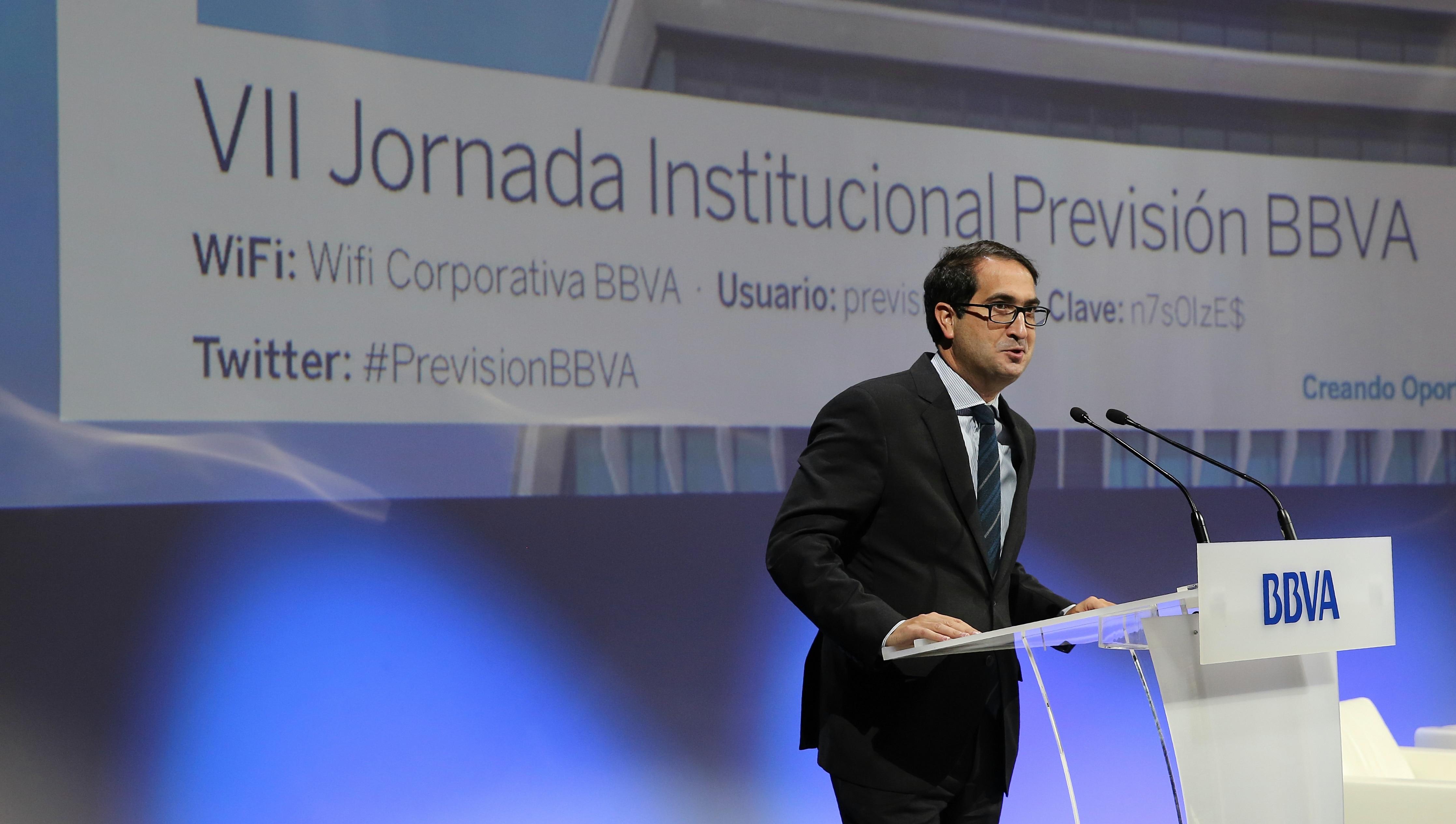 Imagen de Peio Belausteguigoitia Jornadas Previsión BBVA