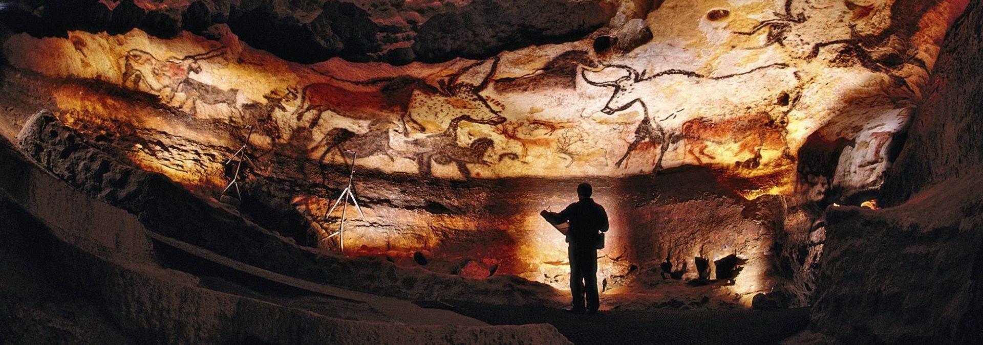 Cueva de Altamira Pintura Rupestre
