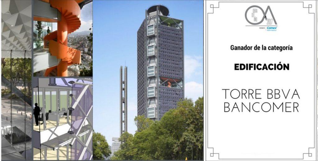 Premio Obra del Año Torre Bancomer